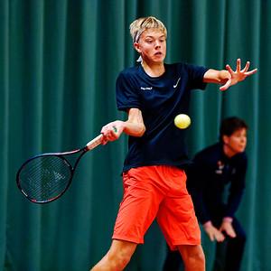 03 Liam Liles - ITF Juniors The Hague 2019
