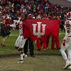 The Oaken Bucket game, IU vs Perdue, held at Ross-Ade Stadium in Lafayette, IN. 11/30/2019. Photo by Eric Thieszen..