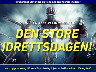 Den store idrettsdagen - Stavanger Roklub 000