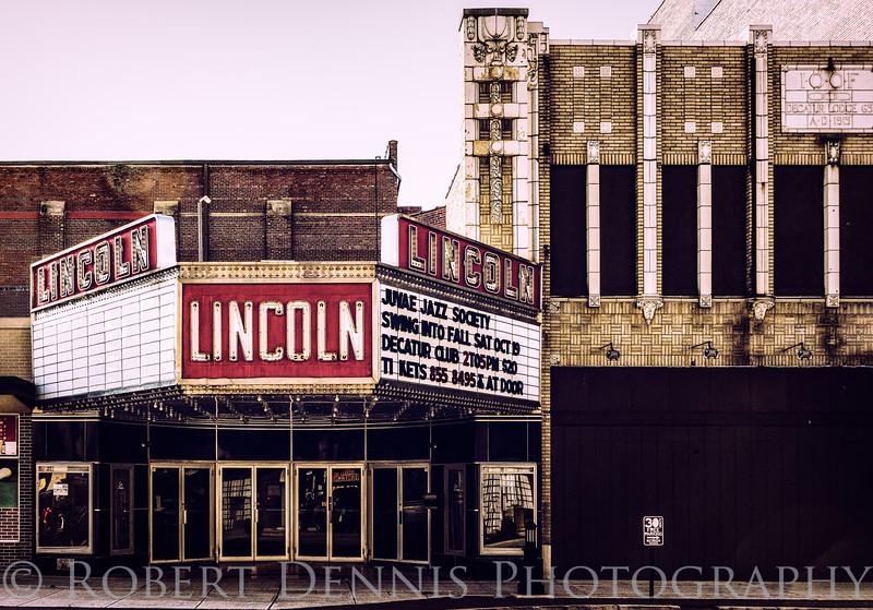 Lincoln Theatre.