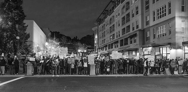 Impeachment Eve Rally - San Rafael California 17 December 2019
