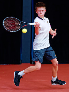 01.05a Manvydas Balciunas - Intime Tennis Direct Junior Open 2019