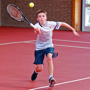 01.05b Manvydas Balciunas - Intime Tennis Direct Junior Open 2019