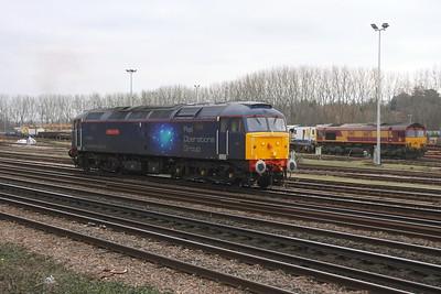 47815 Eastleigh 21/01/19 0O86 Leicester to Eastleigh