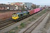 11 January 2019 :: 66587 is at Eastleigh with train 4O05 from Birch Coppice to Southampton