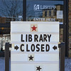 MET 013019 Library Closed