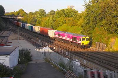 66587 Basingstoke 31/07/19 4O17 Lawley Street to Southampton