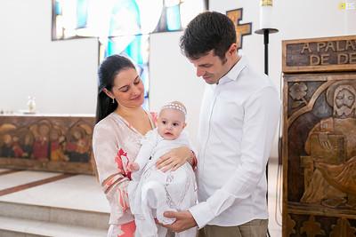 Batizado Maria Clara 01.06.2019