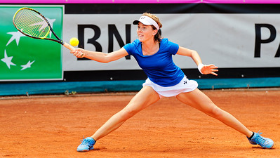 01.02c Linda Noskova - Czech Republic - Junior fed cup european final round girls 16 years and under 2019