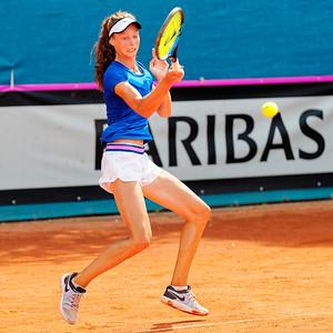 01.02e Darja Vidmanova - Czech Republic - Junior fed cup european final round girls 16 years and under 2019
