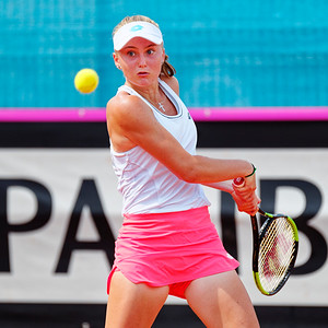 01.01e Polina Kudermetova - Russia - Junior fed cup european final round girls 16 years and under 2019