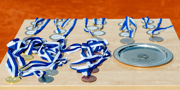 01.03 Prizes - Junior fed cup european final round girls 16 years and under 2019