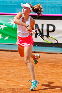 01.01f Polina Kudermetova - Russia - Junior fed cup european final round girls 16 years and under 2019