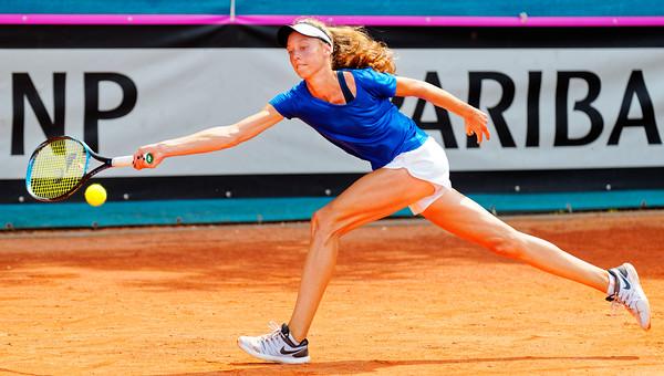 01.02g Darja Vidmanova - Czech Republic - Junior fed cup european final round girls 16 years and under 2019