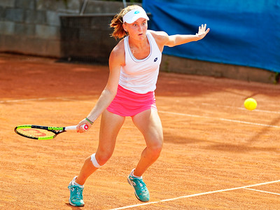 01.01g Polina Kudermetova - Russia - Junior fed cup european final round girls 16 years and under 2019