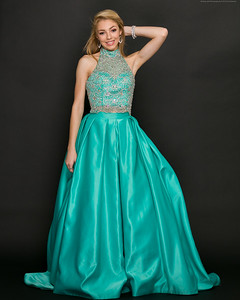 Teal Fashion-12