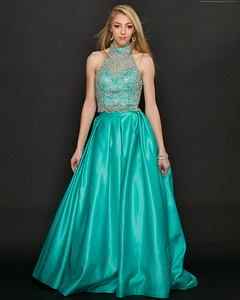 Teal Fashion-4