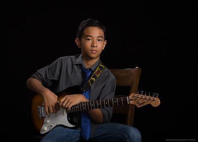 Guitar Portrait I-20