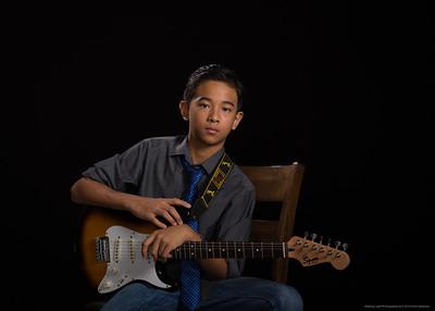 Guitar Portrait I-16