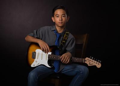 Guitar Portrait I-3