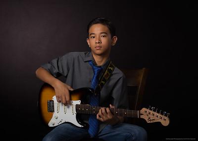 Guitar Portrait I-10