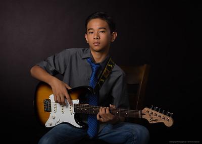 Guitar Portrait I-13