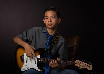 Guitar Portrait I-11