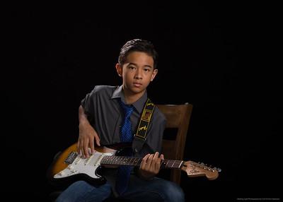 Guitar Portrait I-15