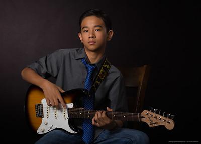 Guitar Portrait I-12