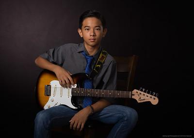 Guitar Portrait I-2