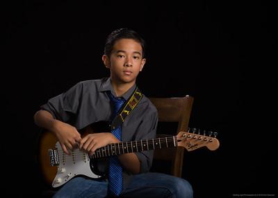 Guitar Portrait I-18