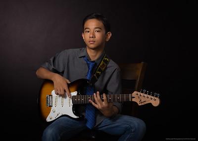 Guitar Portrait I-6