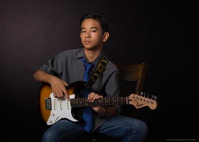 Guitar Portrait I-4