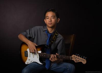 Guitar Portrait I-9
