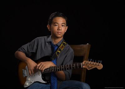 Guitar Portrait I-19