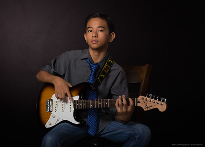 Guitar Portrait I-7
