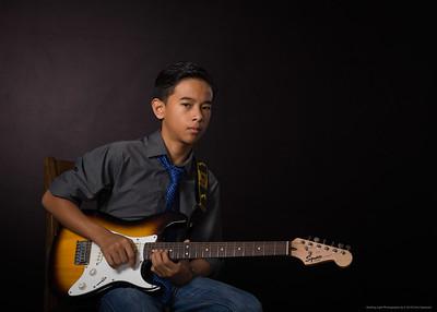Guitar Portrait I-1