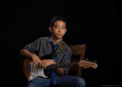 Guitar Portrait I-17