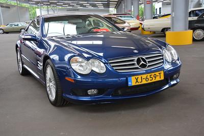 Mercedes Benz SL 55 AMG Cabriolet