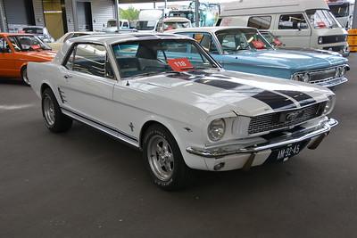Ford Mustang V8 1966