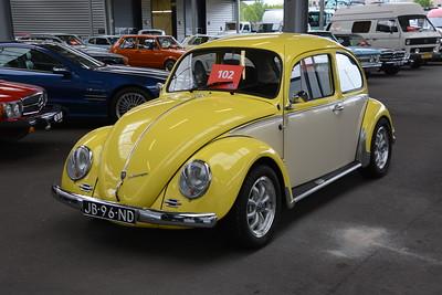 VW Kever Jeans Bug 1982