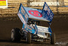 NOS Energy Drink Knoxville Nationals Presented By Casey's General Store - Knoxville Raceway - 48 Danny Dietrich