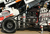 NOS Energy Drink Knoxville Nationals Presented By Casey's General Store - Knoxville Raceway - 84 Tom Harris