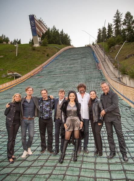 2019-08-18 koncert kapela Strbske Pleso - Lucie Bila