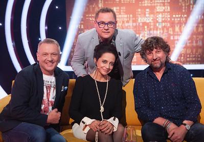 2019-04-30 Koptashow - Lucie Bila, Zbigniew Czendlik, Petr Malasek