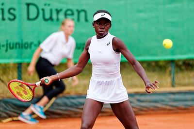 03b Victoria Mboko - Kreis Düren Junior Tennis Cup 2019