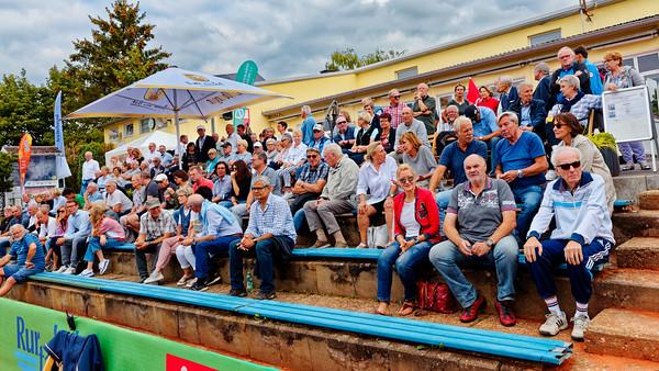 02 Great crowd - Kreis Düren Junior Tennis Cup 2019