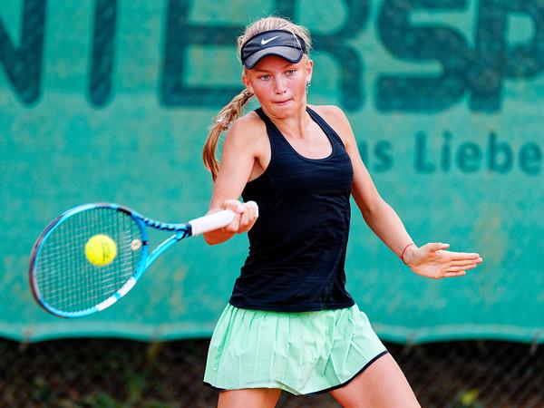 09a Alevtina Ibragimova - Kreis Düren Junior Tennis Cup 2019