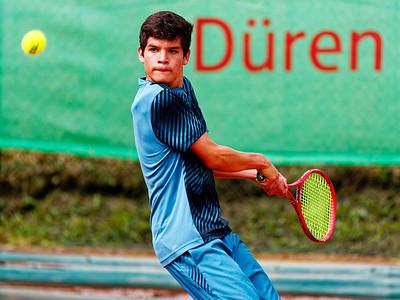 05b Juan Carlos Prado Angelo - Kreis Düren Junior Tennis Cup 2019
