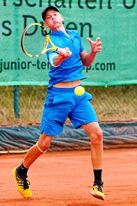 07a Oliver Ojakaar - Kreis Düren Junior Tennis Cup 2019